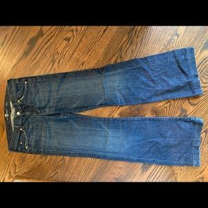 "7 for All Mankind Womens Jeans - ""Dojo"""